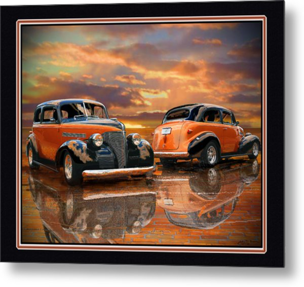 1939 Chevy Metal Print by John Breen