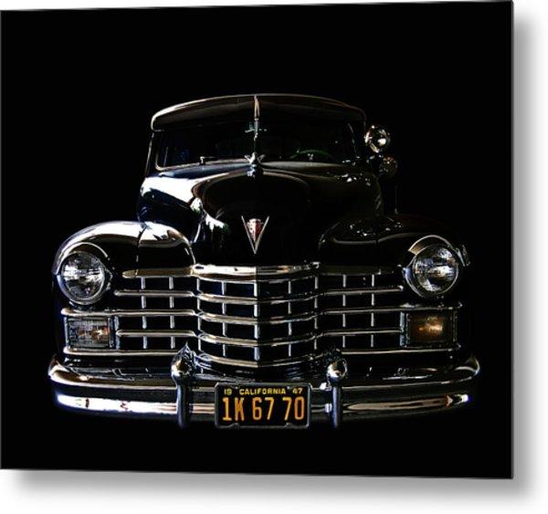 1947 Cadillac Metal Print