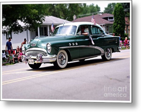 1953 Buick Special Metal Print