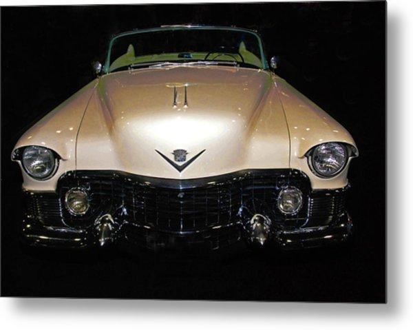 1953 Cadillac Le Mans Custom 2 Seat Convertible Metal Print