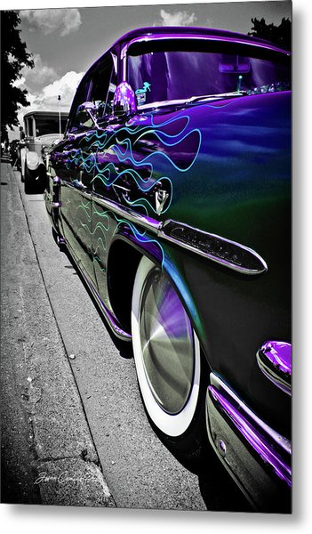 1953 Ford Customline Metal Print