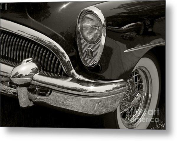 1954 Buick Roadmaster Metal Print