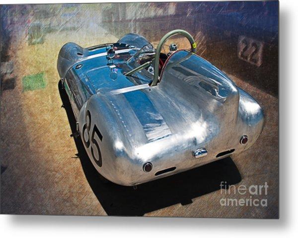 1957 Lotus Eleven Le Mans Metal Print