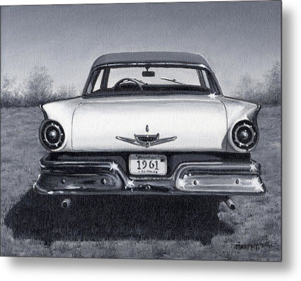 1961 Metal Print