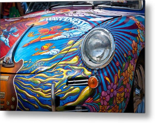 1963 Porsche Metal Print