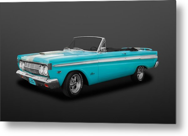 1964 Mercury Comet Caliente Convertible - 64mercom039