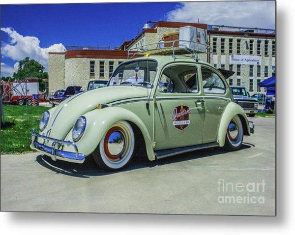 1965 Volkswagen Bug Metal Print