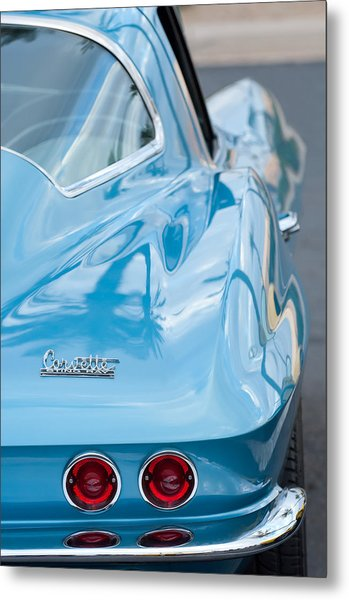 1967 Chevrolet Corvette 11 Metal Print