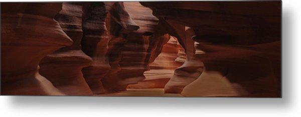 Antelope Canyon Metal Print by Don Wolf