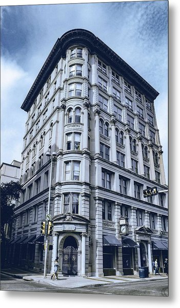 Archtectural Building 2 Metal Print