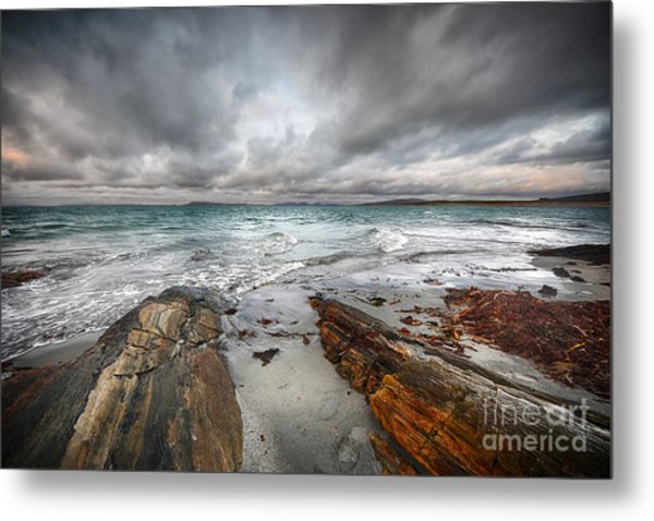 Berneray Views Metal Print