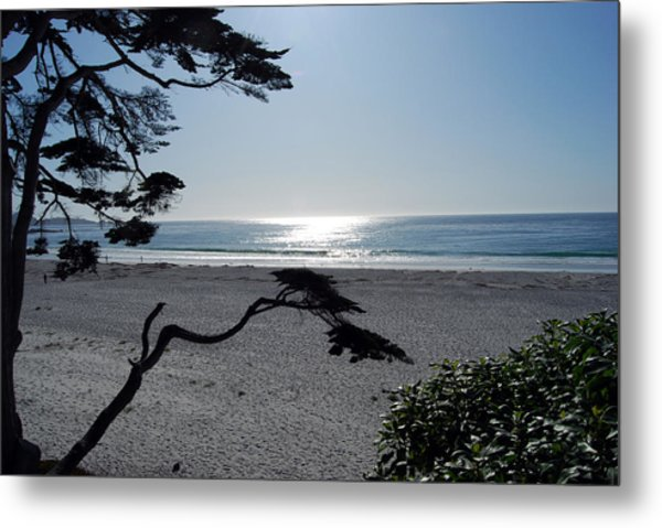 Carmel Sunrise Metal Print