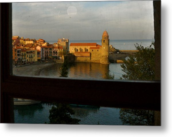 Collioure Sunset Metal Print by K C Lynch