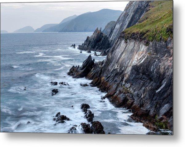 Dingle Peninsula - Ireland Metal Print