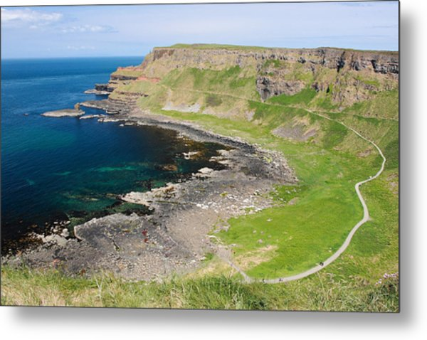Giant Causeway Northern Ireland Metal Print by Pierre Leclerc Photography
