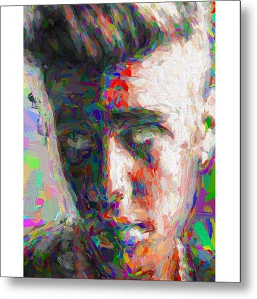 #justinbieber @justinbieber Metal Print