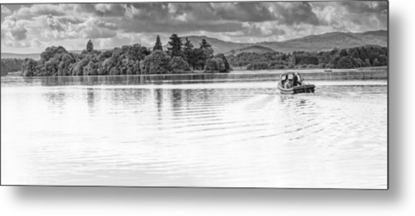 Lake Of Menteith Metal Print