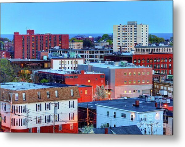 Lynn, Massachusetts Metal Print by Denis Tangney Jr