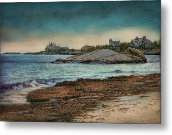 Newport State Of Mind Metal Print by Robin-Lee Vieira