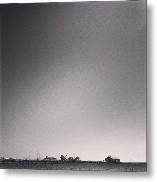 #provincetown Metal Print by Ben Berry