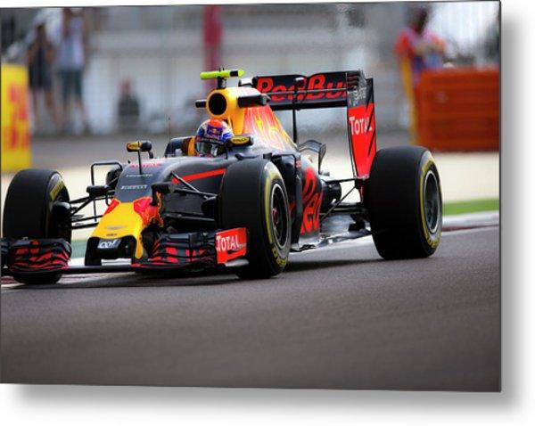 Red Bull Formula 1 2016 Metal Print