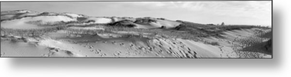 Sleeping Bear Dunes Panorama Metal Print by Twenty Two North Photography