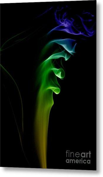 smoke XXVI Metal Print