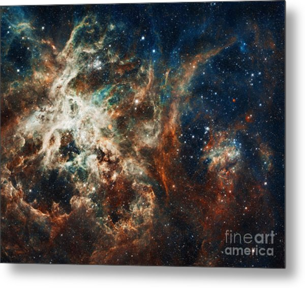 The Tarantula Nebula Metal Print