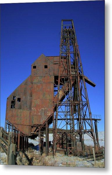 Theresa Mine Metal Print