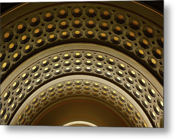 Union Station Dc Metal Print