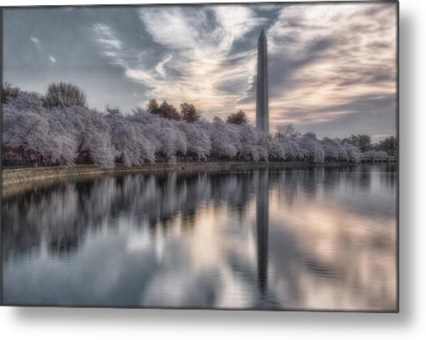 Washington Sunrise Metal Print