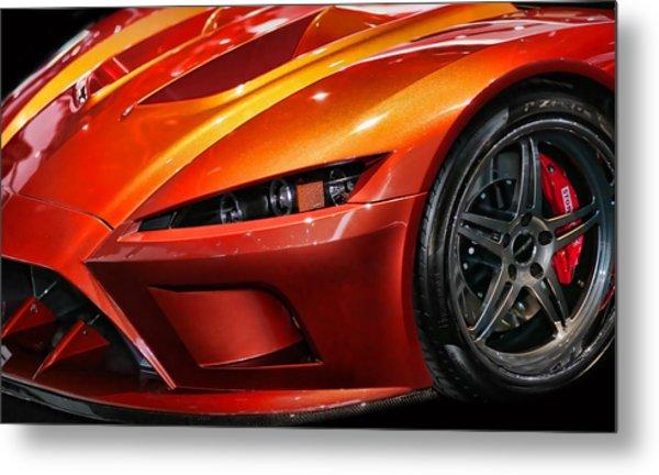 2012 Falcon Motor Sports F7 Series 1  Metal Print