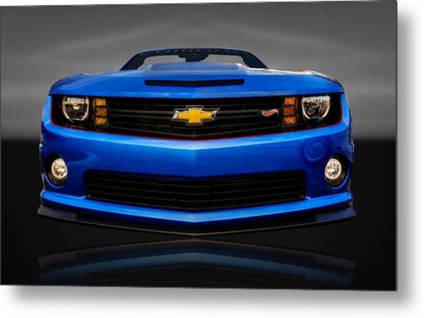 2013 Chevrolet Camaro Hot Wheels  - Cv Cam22 Metal Print