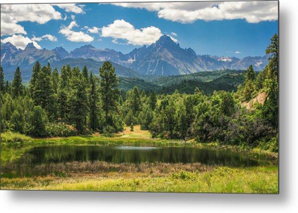 #2933 - Sneffles Range, Colorado Metal Print