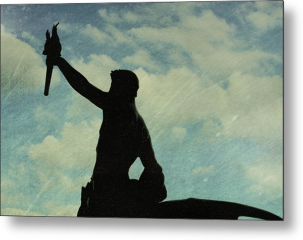 Against The Sky Metal Print by JAMART Photography