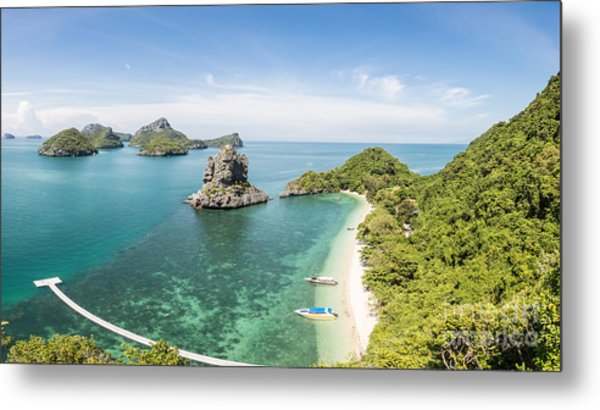 Ang Thong Marine National Park Metal Print