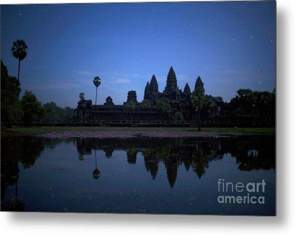 Angkor Wat Metal Print by Stefano SmallBoy Tomassetti - Photodreamer