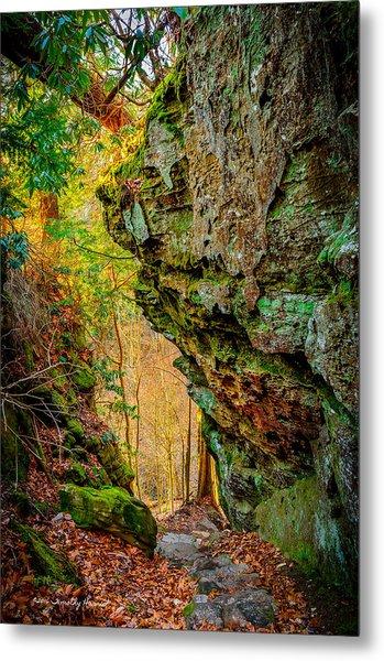 3 Bridges Trail #1 Metal Print