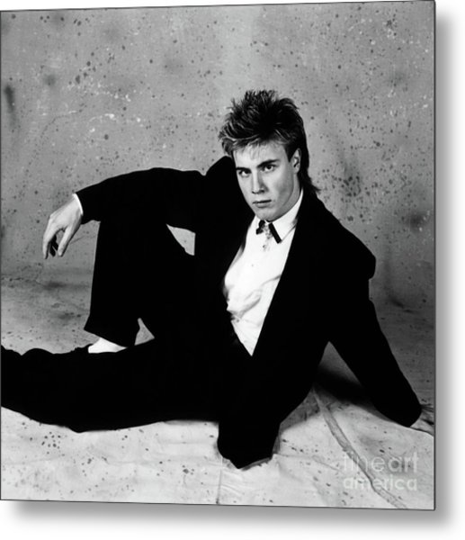 Gary Barlow - 30th Anniversary Photographs Metal Print