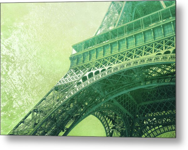 Gastaves Recognition Greens Metal Print by JAMART Photography