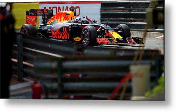 Red Bull Formula 1 Metal Print