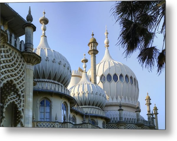 Royal Pavilion Brighton Metal Print