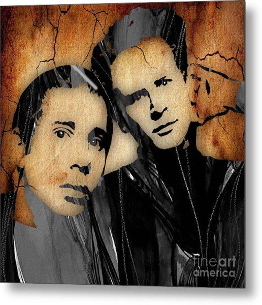 Simon And Garfunkel Collection Metal Print