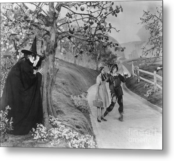 Wizard Of Oz, 1939 Metal Print