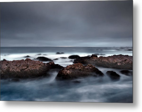 30 Seconds Of Moonlight Metal Print