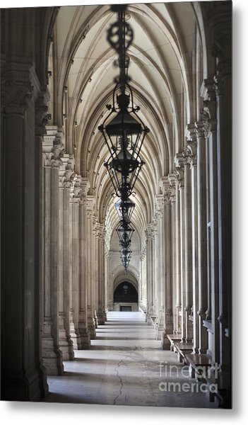Vienna Metal Print by Andre Goncalves