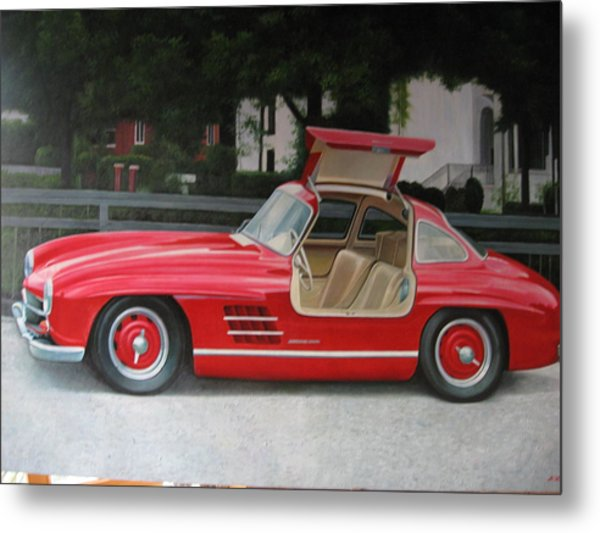 Mercedes Benz Painting By