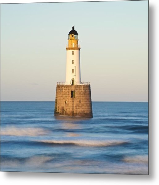 Rattray Head Metal Print