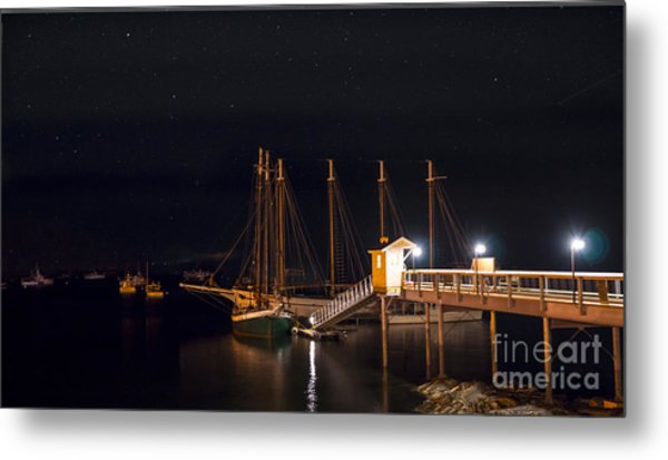 The Schooner Margaret Todd Metal Print