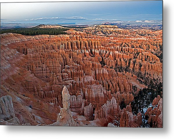 Bryce Canyon N.p. Metal Print by Larry Gohl